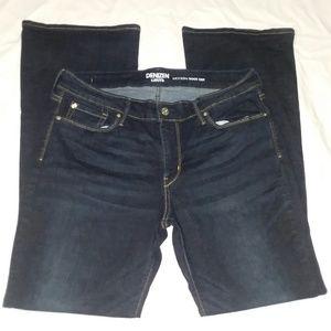 Denizen Modern Boot Cut Size 14M 32X32 Women Jeans